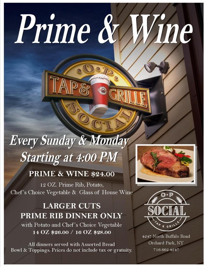 Prime Wine 2016