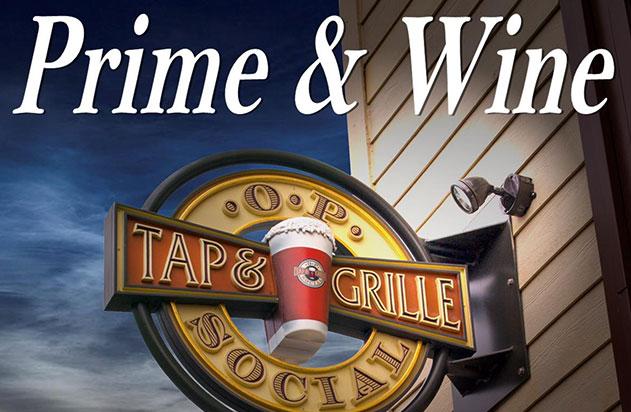 Prime & Wine Special